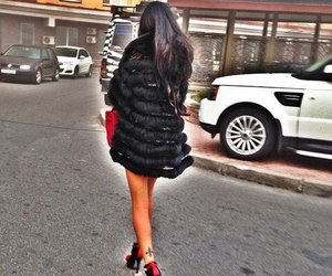 cars, luxury, and outfit image
