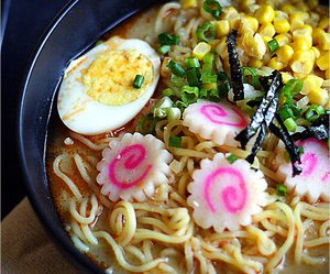 food and ramen image