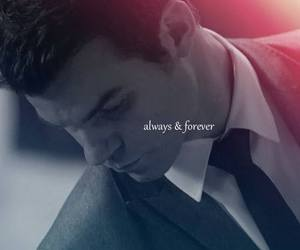 always, forever, and vampire image
