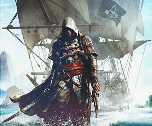 pirate, revolution, and assassin's creed image