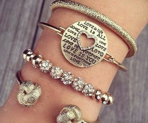 accessoires, pretty, and beauty image