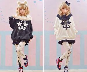 cute, fashion, and kawaii image