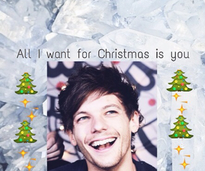 christmas, louis, and sweet image