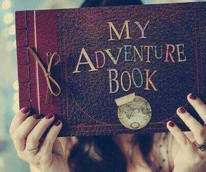 adventure, book, and imagination image