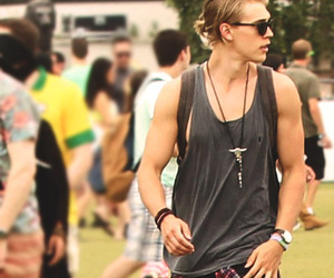 actor, candids, and coachella image