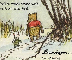 piglet, quote, and winnie the pooh image