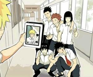 naruto, anime, and shikamaru image