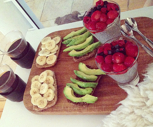 berries, chia, and fit image