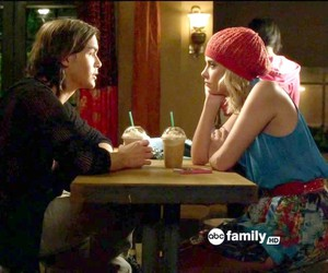 haleb, couple, and pretty little liars image