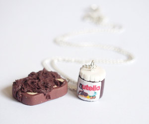 chocolate, fake food, and handmade image