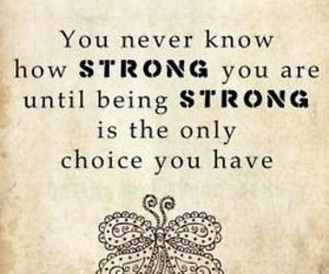 quotes, strong, and choice image