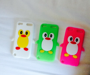 cover, penguins, and ipod5 image