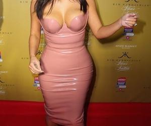 glam, luxury, and kimkardashian image