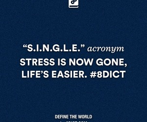 quote, single, and stress image