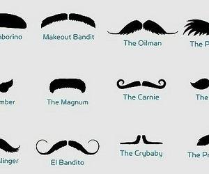 moustache image