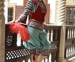 Algeria, beautiful, and fashion image