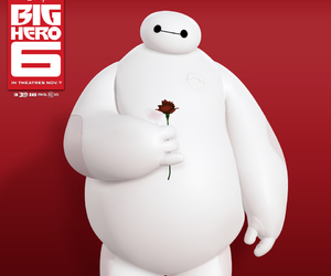 baymax and big hero 6 image