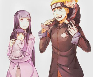anime, naruto, and family image