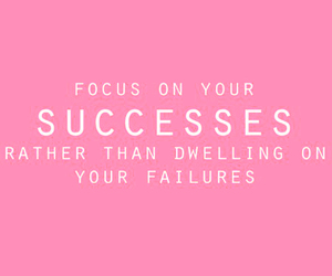 quotes, pink, and success image