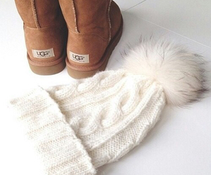 winter, ugg, and uggs image