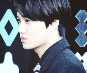 handsome, exo, and kai image