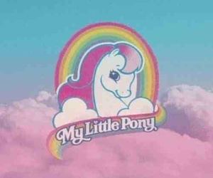 my little pony, pastel, and pink image