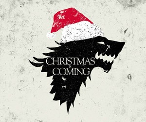 christmas, game of thrones, and coming image