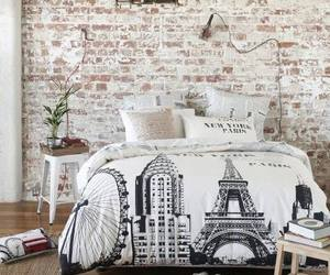 bedroom, paris, and room image