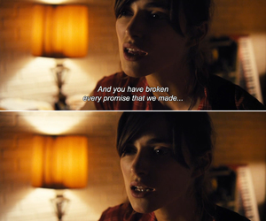 quote, movie, and sad image