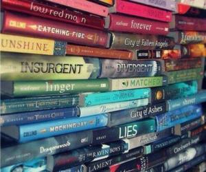 book, bookstore, and books image