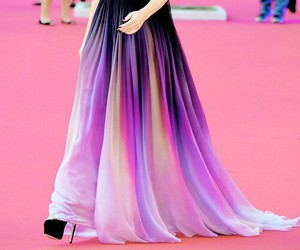 lily collins, dress, and love rosie image