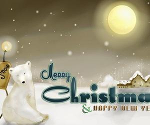 merry christmas, christmas cruises 2015, and christmas cards image