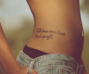 ink, quote tattoo, and wisdom image