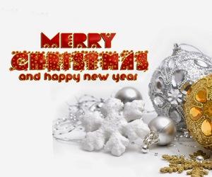 christmas festival, christmas greetings, and christmas holidays 2015 image