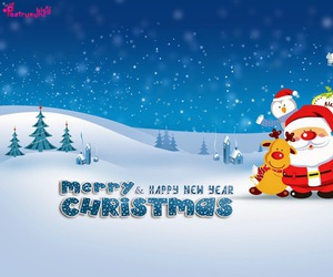 christmas pictures, christmas wishes, and christmas & new year image