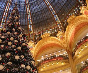 christmas, paris, and love image