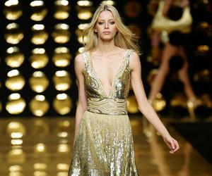 elie saab, fashion, and Milana Keller image