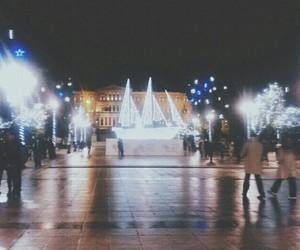 Athens, christmas, and Greece image