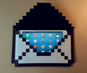 ipad, cool, and apple image