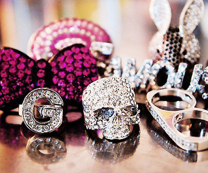 jewellery and pink image