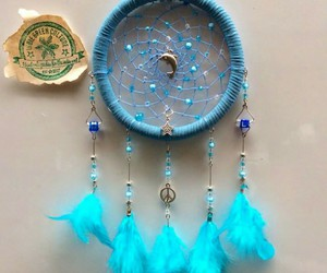 dolphin, dreamcatcher, and gypsy image