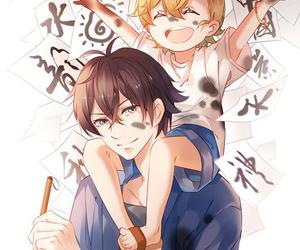 barakamon and anime image
