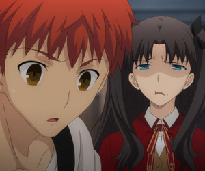 anime, fate stay night, and fate stay-night image