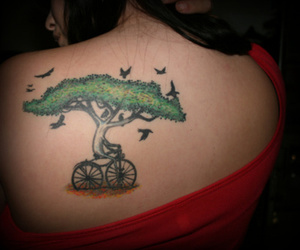 lalala, tattoo, and wicked lovely image