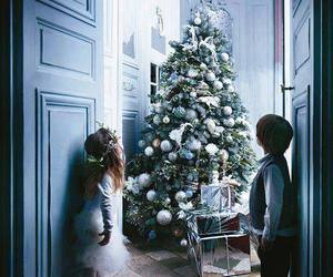 christmas, boy, and children image