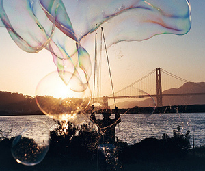 photography, bubbles, and photo image