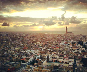 morocco and Casablanca image