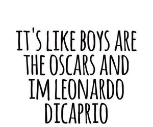 oscar, boy, and leonardo dicaprio image