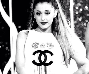 beautiful, chanel, and grande image