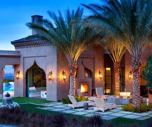 luxury, morocco, and house image